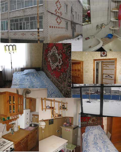 Квартира для проживания студентов во время обучения у Игоря Пичугина