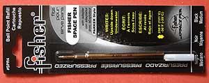 Запасной карандаш Fisher Space Pen SPR4 к Плотницкому Циркулю Конструкции Юрия Милых старого образца