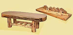 Изготовление мебели из натурального дерева