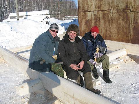 Ученики февральской 2011 года группы Игоря Пичугина