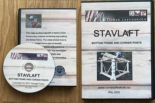 DVD Джорджа Фюллера Ставлафт с субтитрами на русском языке